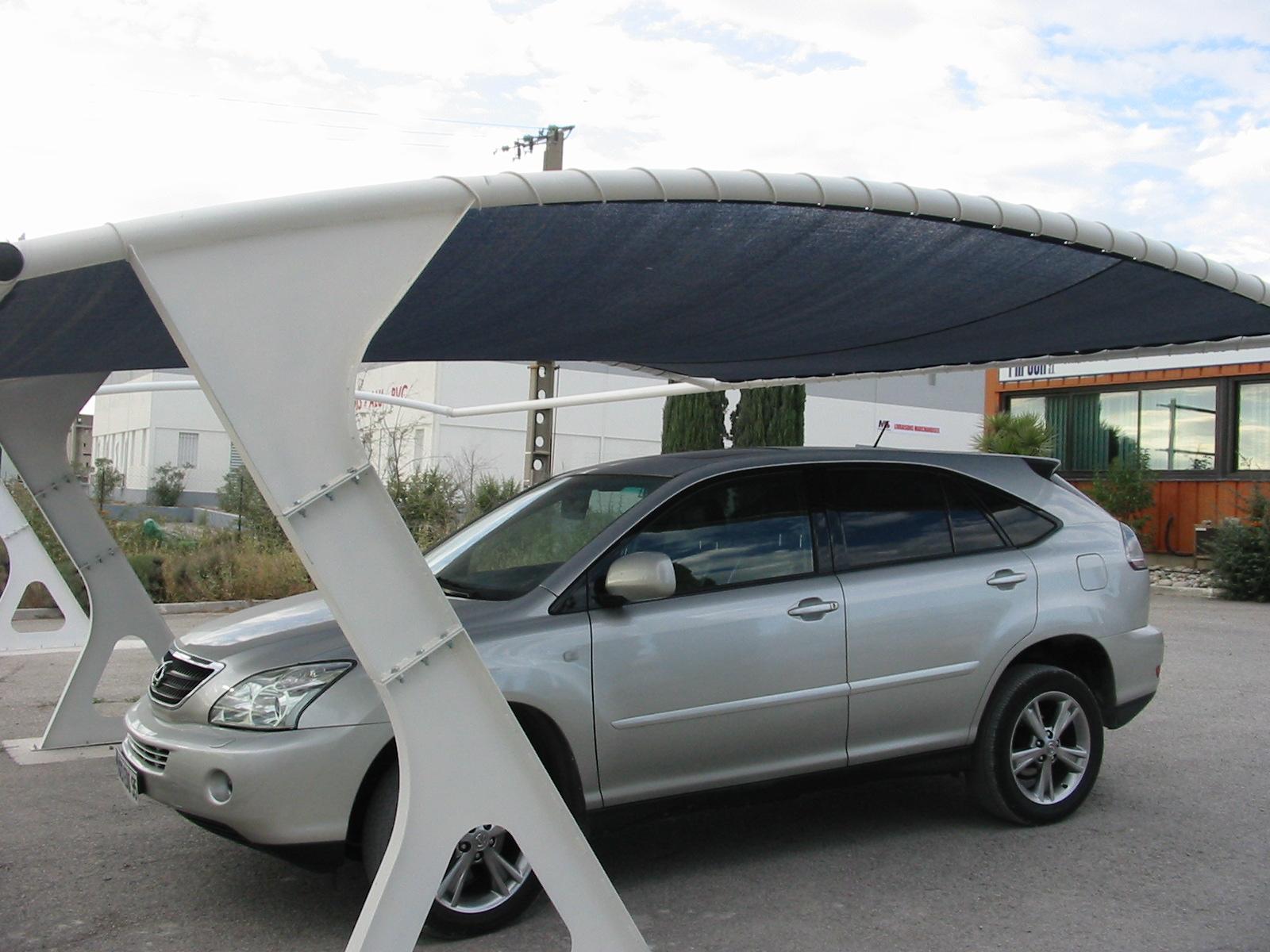 protection ombrage voiture parking filpack protection. Black Bedroom Furniture Sets. Home Design Ideas